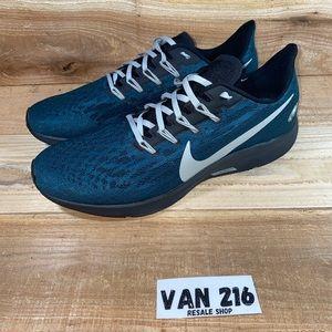 Nike Air Zoom Men's Sneakers Philadelphia Eagles